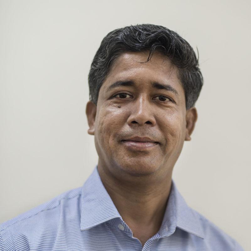 Bishnu Pada Bose